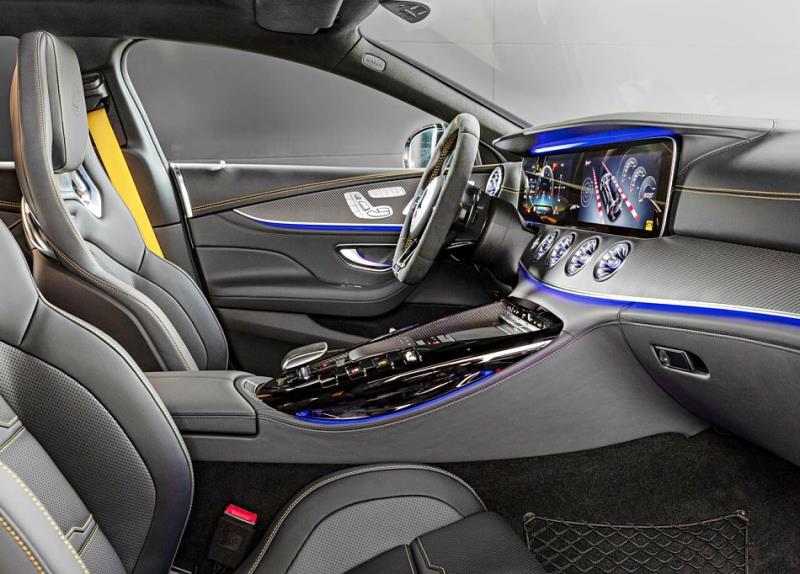 Mercedes-AMG GT 4-Door 63 S Edition 1 線上發表