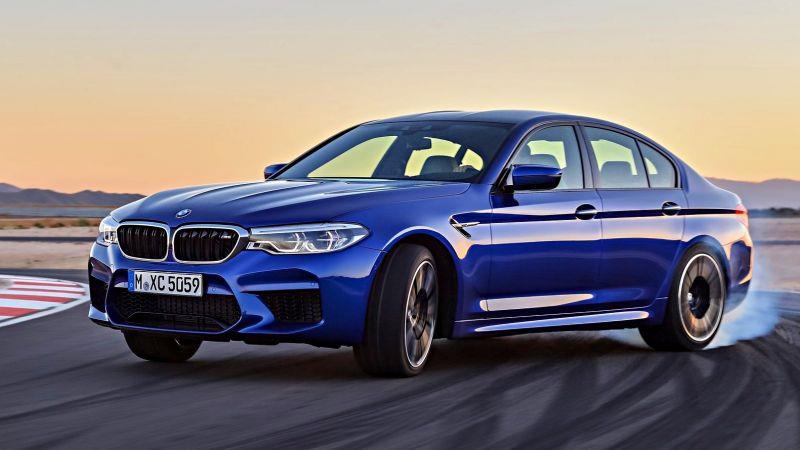 BMW F90 M5「綠色地獄」繳出 7:38.92 成績