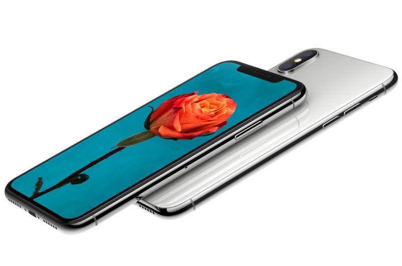 韓國網站預期,今年新6.1吋LCD版iPhone,可能採用LG Display的MLCD+顯示技術,相對可節省30%的功耗。圖為iPhone X。(圖取自蘋果公司網頁apple.com)