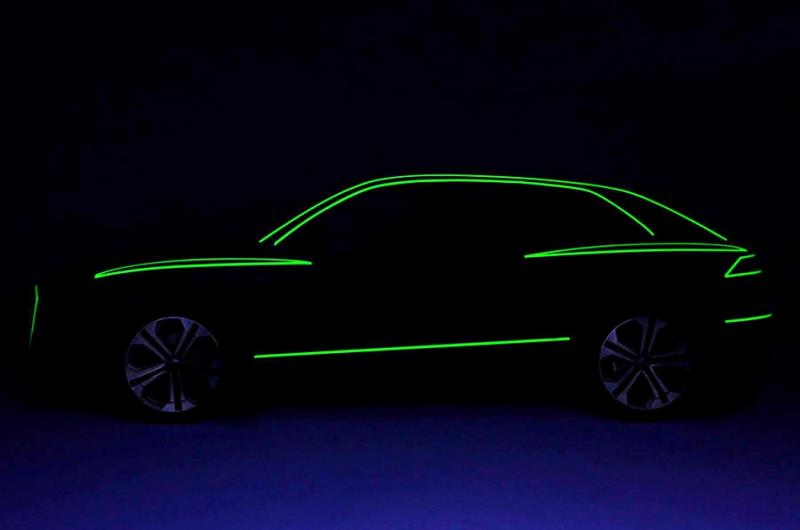 Audi Q8休旅旗艦 科技工藝新表率