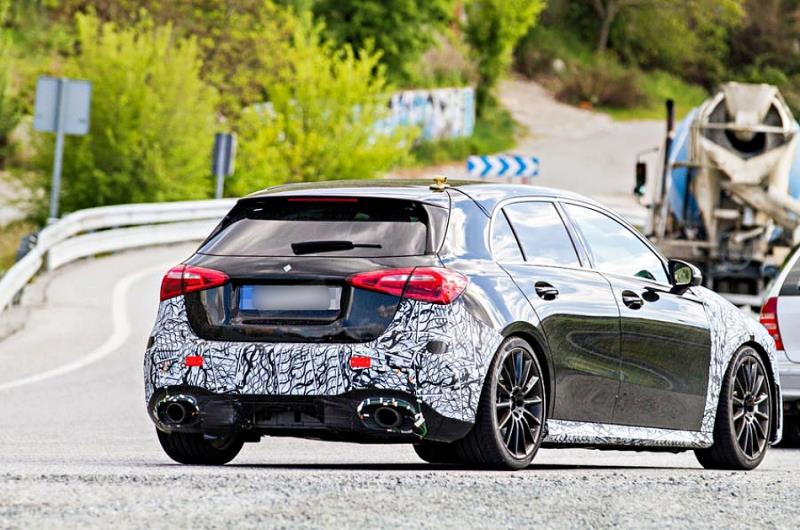 Mercedes-AMG A35 或將搶進平價市場