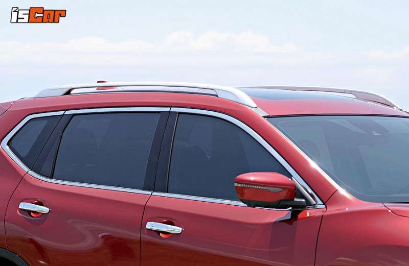 小改款 Nissan X-Trail 2.5L 4WD【新舊對照配備篇】