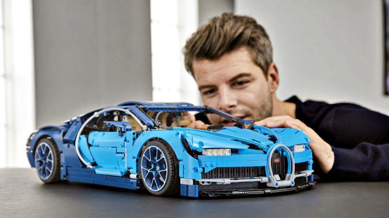Lego Technic 最新Bugatti Chiron 1:8 正式發售
