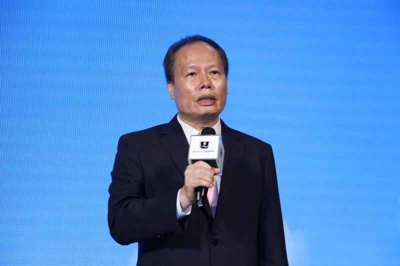 LUXGEN總經理蔡文榮。