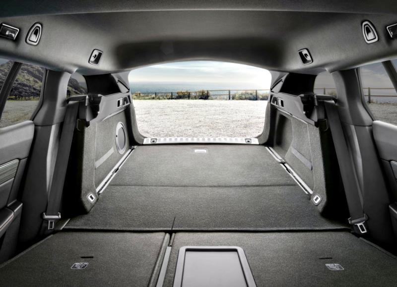 Peugeot 508 SW 浪漫發表