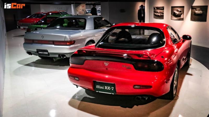 Mazda總社、博物館實地參訪