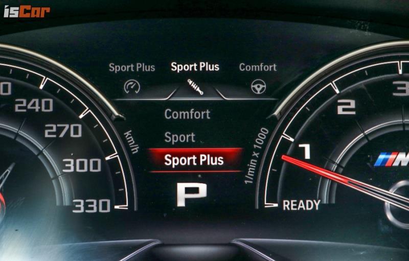 BMW F90 M5 Racing Package,【武力性能篇】