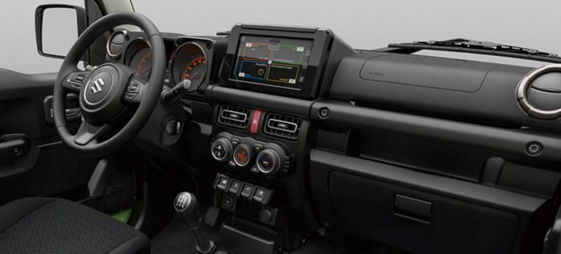 新一代 Suzuki Jimny/Jimny Sierra 0.6L、1.5L 4WD 雙車型確定