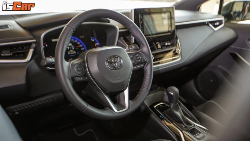 Toyota Auris【TNGA 科技篇】