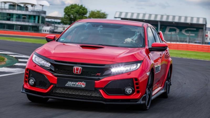 Honda Civic Type R創銀石賽道FF單圈紀錄