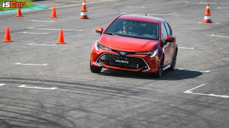 Toyota Auris【賽道激駕篇】