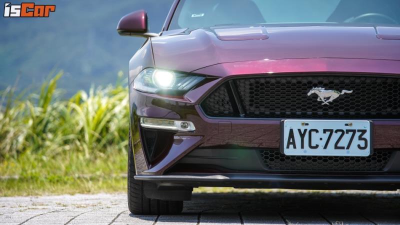 Ford Mustang 5.0L GT 缸內直噴+10 速自排