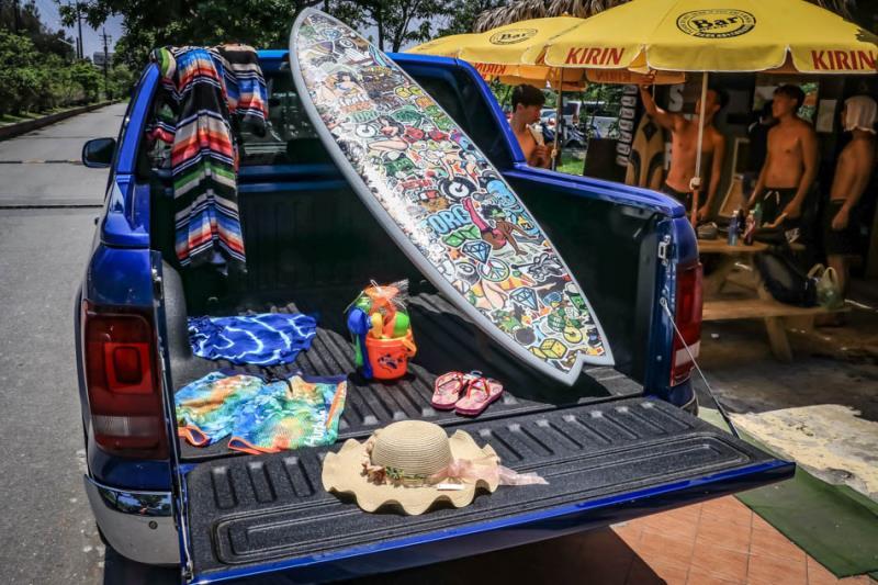 夏日衝浪伴侶 Volkswagen Amarok Aventura