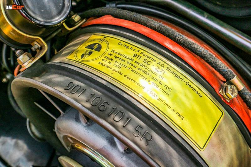 Porsche 911 Carrera RS 2.7 樂駕英國Goodwood賽道