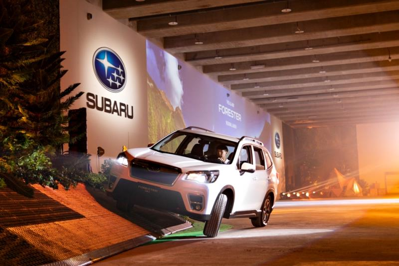 大改款 Subaru Forester「103萬起」強勢登台