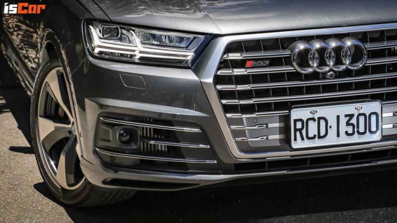 Audi SQ7 品牌柴油科技結晶
