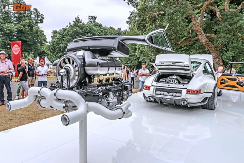 Porsche 70週年 英國Goodwood Festival of Speed在地直擊