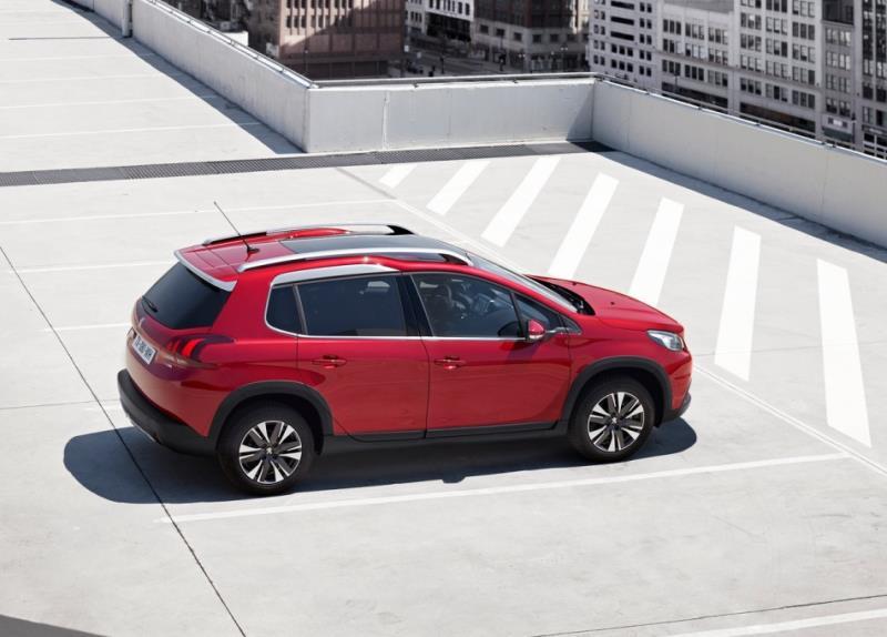 Peugeot 2008 大改款預計明年登場