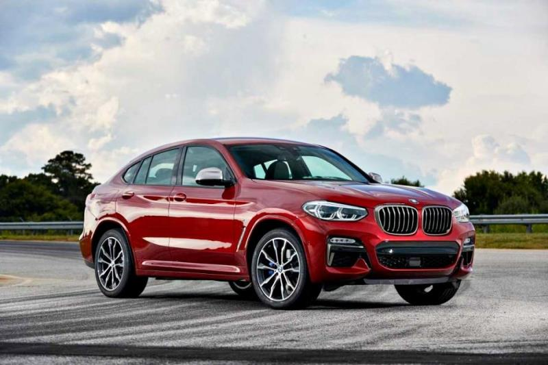 大改款BMW X4  M40i領軍 首波8月30日發表