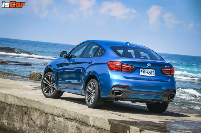 M字號武裝上陣 BMW X6 xDrive35i M Sport Edition