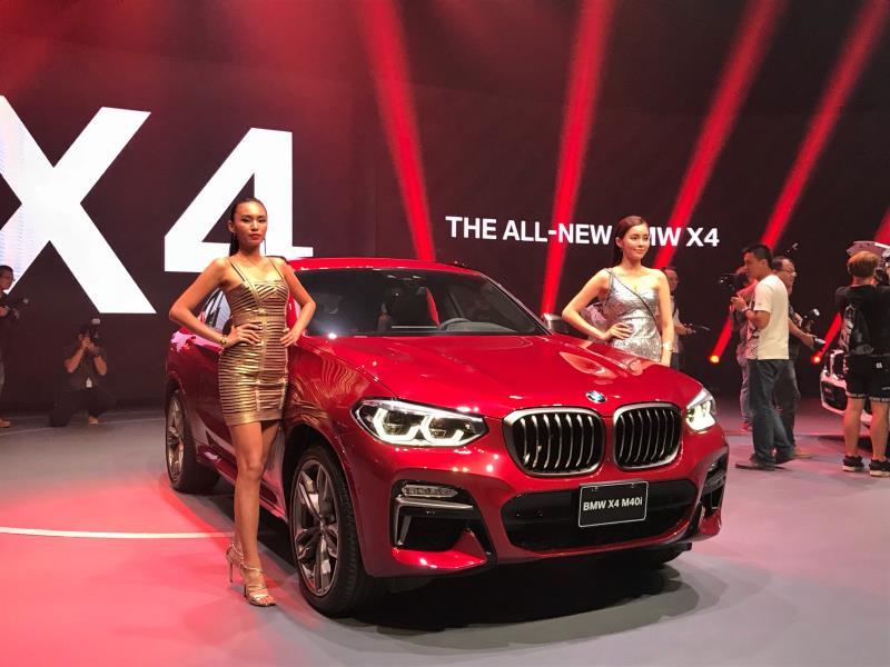 全新世代BMW X4跑旅 重磅登場