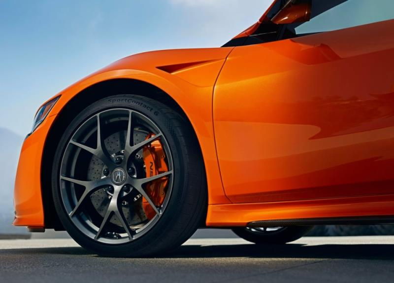 鈴鹿賽道實測Honda NSX 19 年式新車正式亮相