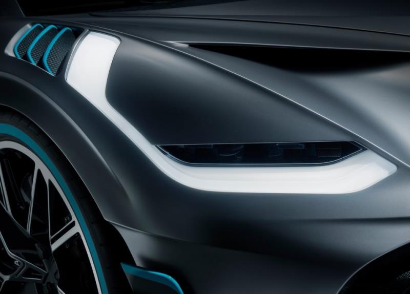 限量40 輛 Bugatti Divo 開價500萬歐元已全數完售