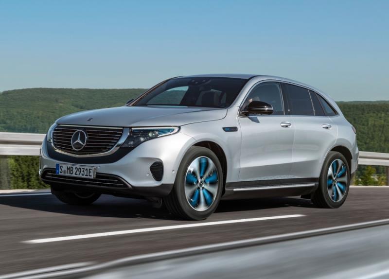純電休旅Mercedes-Benz EQC正式登場 百公里加速5.1秒