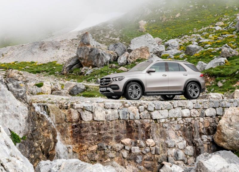 48v 微油電 Mercedes-Benz GLE 全新改款發表