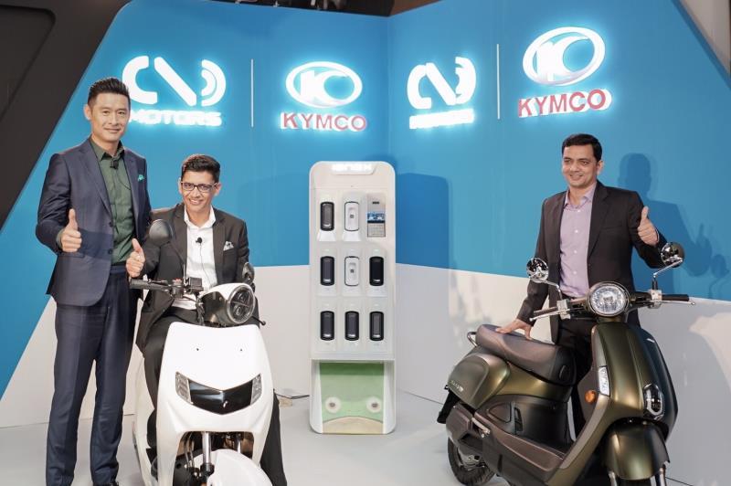 KYMCO宣布攜手印度新創公司22Motors,將以IONEX車能網進軍印度市場。