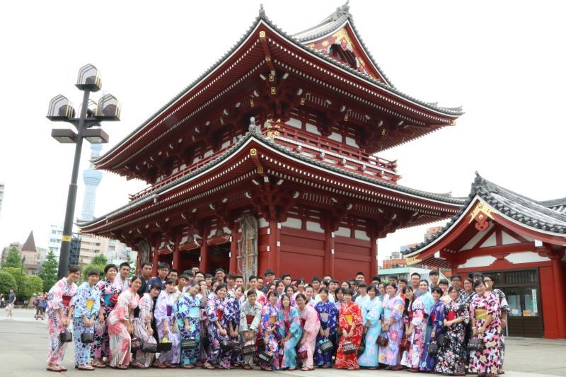 中金院日本實戰研習碩士學分班 強勢開課