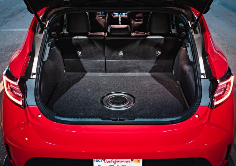 SEMA 改裝展 Toyota Auris 全面帥氣有感進化