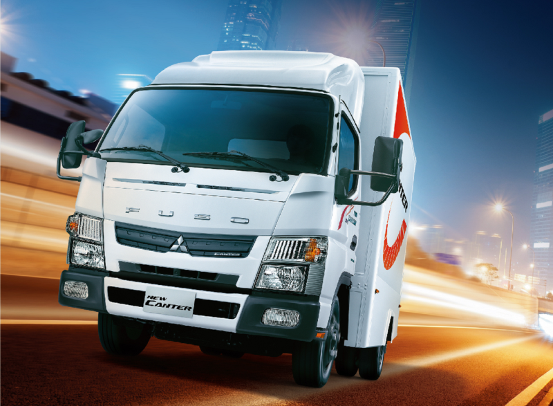 FUSO第27年蟬聯3.5噸商車及總巿場銷售冠軍