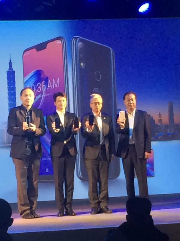 華碩ZenFone Max Pro(M2) 2/14發表
