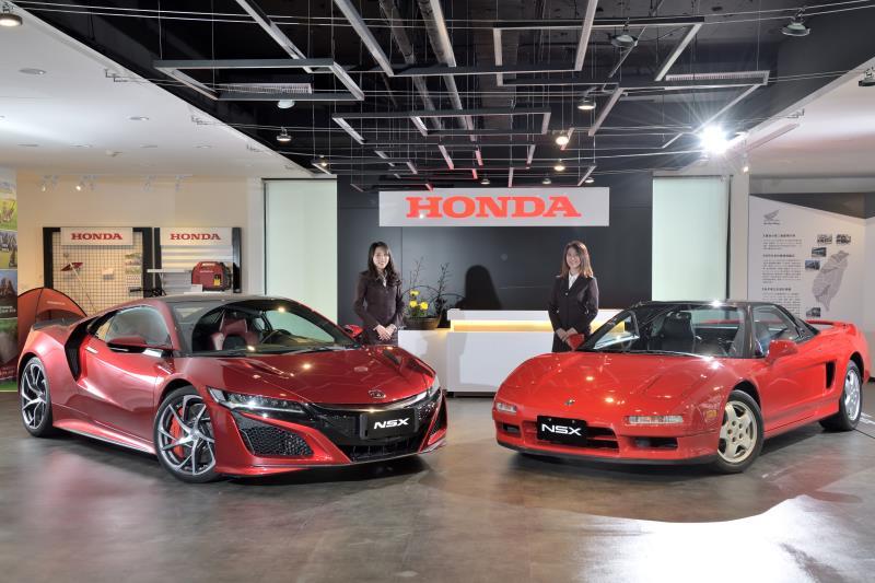 2019 Honda NSX系列展3/9登場