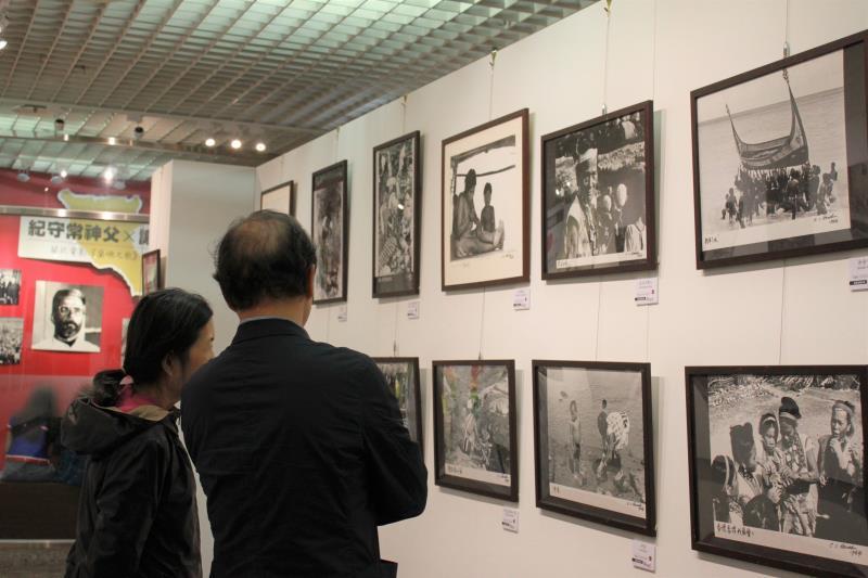 為紀守常神父百歲冥誕,紀守常紀念基金會3/23起,在台大尊賢館舉辦「蘭嶼情懷攝影展」活動。