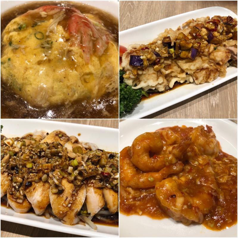 「餃子の王將」台北一號店,帶來全新日本有樂町概念店模式與日本式的中華料理。