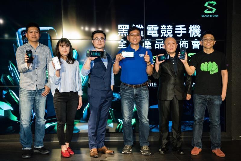 高CP電競手機 黑鯊2 鯊進台灣