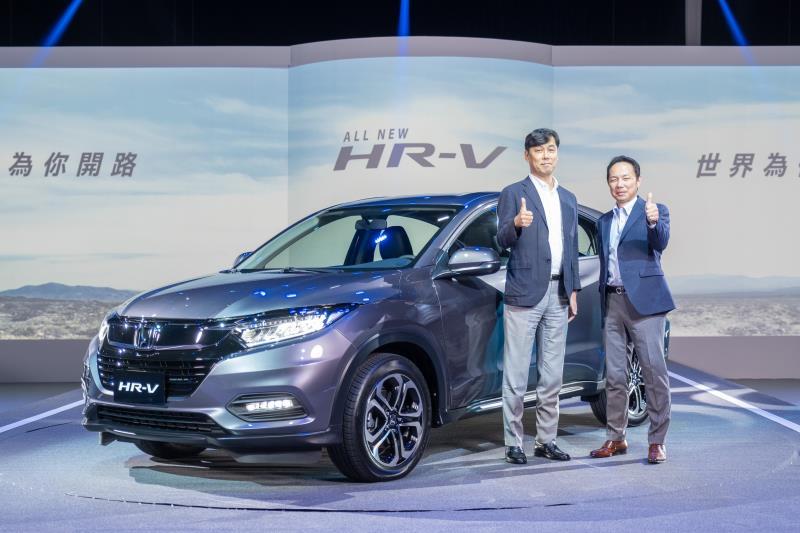 Honda  All NEW HR-V 全新登場