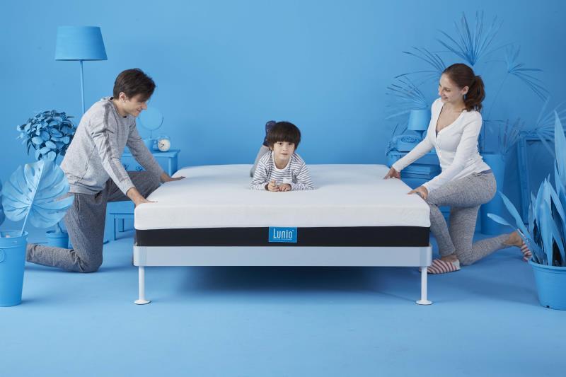 搶攻台灣市場 泰國乳膠床品牌Lunio 樂誼臥正式登台