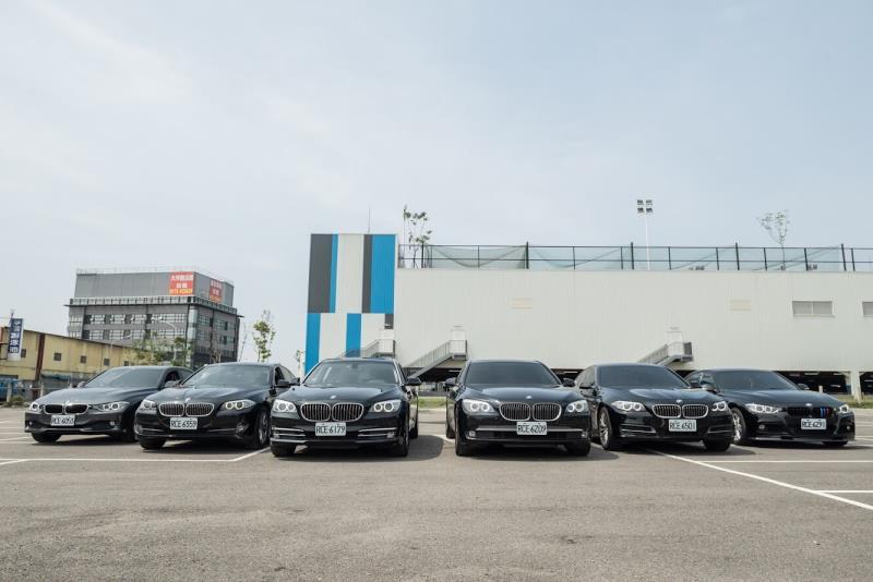 全球通一鍵開啟APP 高CP值百萬尊榮用車服務很容易