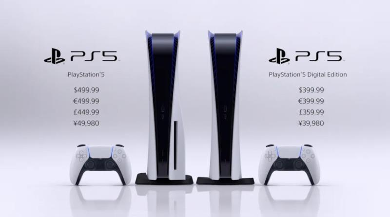 影音遊戲在疫情期間大夯,索尼公司新一代遊戲主機PS5,在粉絲期待下訂於11月推出。(圖取自blog.playstation.com)