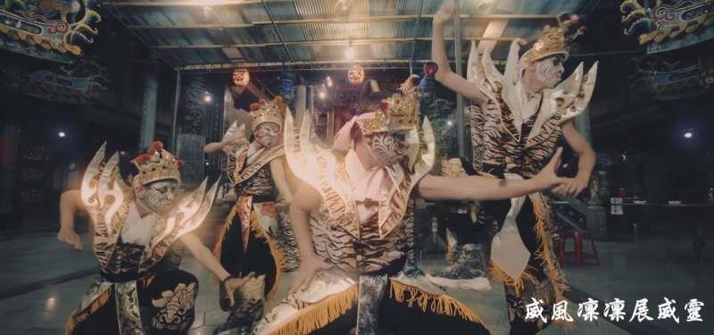 虎爺上身街舞融合傳統信仰  用創意讓世界看見台灣