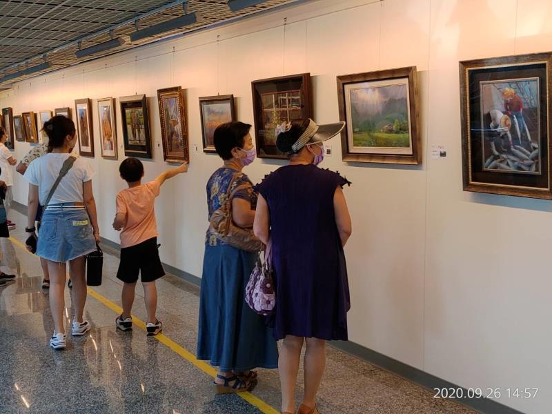 科工館邀請民眾中秋連假來趟藝文之旅。