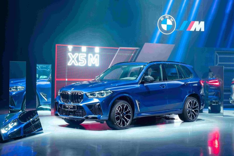 全新世代BMW X5 M  豪華登場