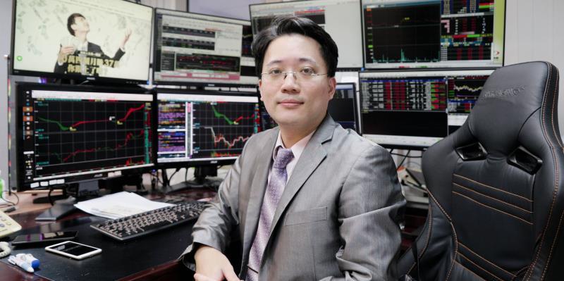 麥克洪提醒投資人,任何投資都有一定風險,投資人必須詳細研讀各項資訊數據做足功課,減少風險。
