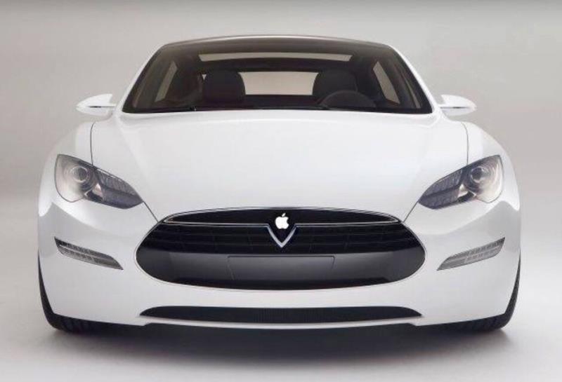 蘋果目標2024量產自駕車 配備自家研發電池