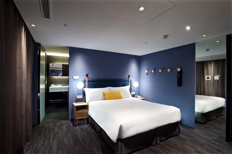 捷絲旅台北西門館推出「安心旅館補助住房專案」
