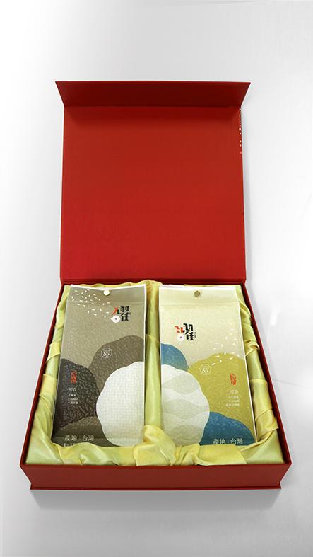 「糴糶禮盒」是三光米結合送禮及稻米文化所推出,產品與設計充滿意涵。