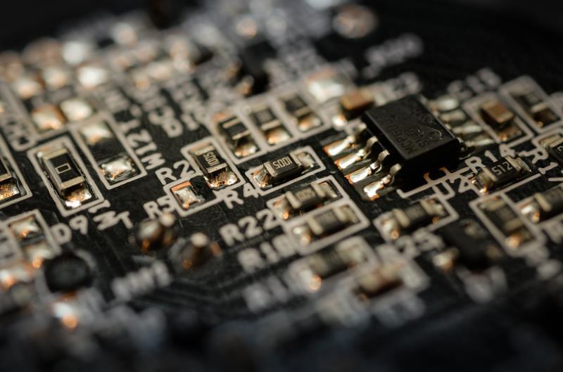 日媒:日本政府請求台灣增產半導體。(圖/Pexels圖庫)